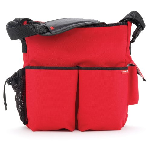 Skip Hop Duo Deluxe Red back-48055