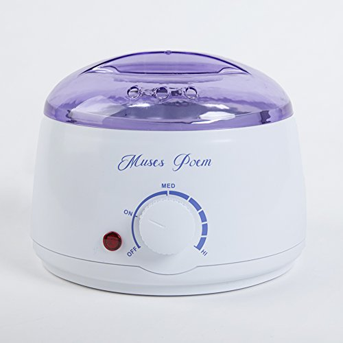 Muses Poem Electric Melting Pot Wax Warmer Facial Skin SPA Hair Removal Warmer (Hair Removal Wax Warmer compare prices)