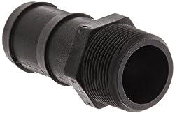 Banjo HB125-150 Polypropylene Hose Fitting, Adapter, 1-1/4