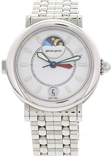 gerald-genta-night-and-day-swiss-automatic-white-mens-watch-g3706-certified-pre-owned