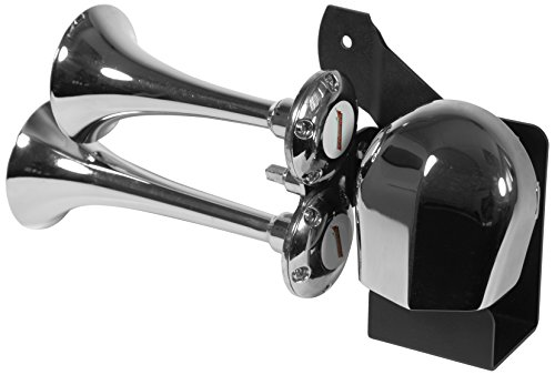 Kleinn Automotive Air Horns HOGKIT-1 Direct Drive Horn System (Air Horns For Motorcycles compare prices)