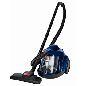 Bissell Zing Canister Bagless Vacuum, 10M2