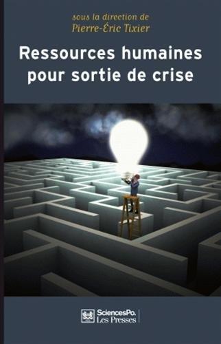 Ressources humaines pour sortir de crise
