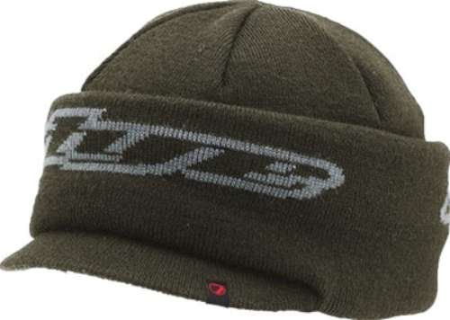 Dye Precision Black Ops Beanie With Brim - Camo