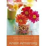 Kristin Armstrong'sHeart of My Heart: 365 Reflections on the Magnitude and Meaning of Motherhood A Devotional [Hardcover](2010)