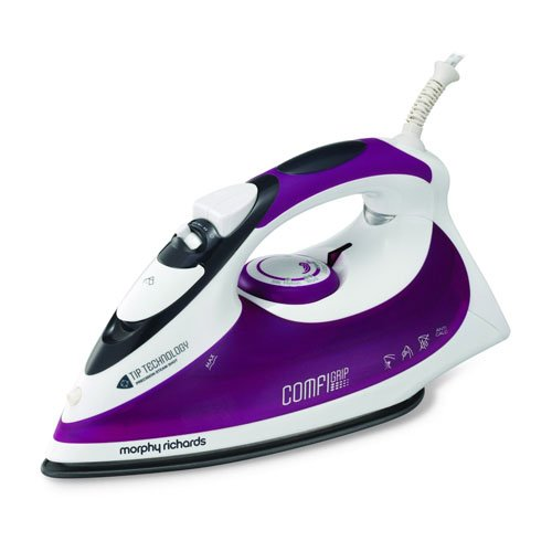 Morphy Richards Comfigrip Steam Iron, 2200 W by Morphy Richards