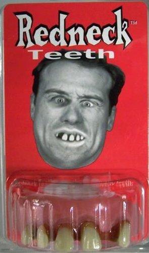 Redneck Billy Bob Fake Teeth front-508820