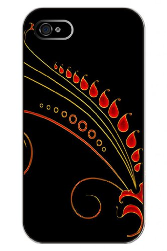 SPRAWL New Fashion Design Hard Skin Case Cover Shell for mobilephone Apple Iphone 4 4S -Fruit / pea -shape