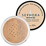 SEPHORA COLLECTION Mineral Loose Powder Foundation