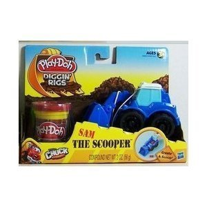 Play-Doh Pd Tool Crew Scooper