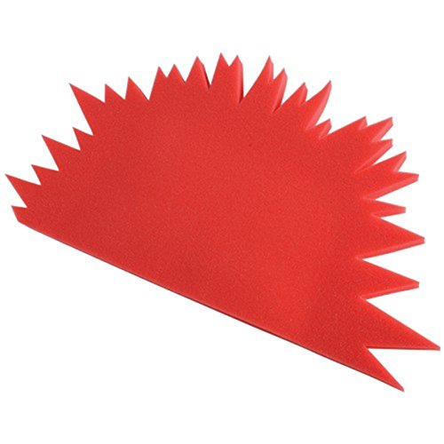 Foam Child Size Spike Red Mohawk Hat