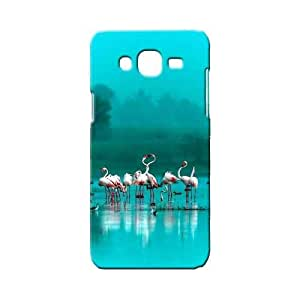 BLUEDIO Designer 3D Printed Back case cover for Samsung Galaxy ON7 - G5500