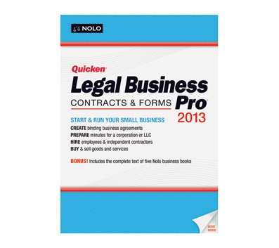 Nolo Quicken Business Legal