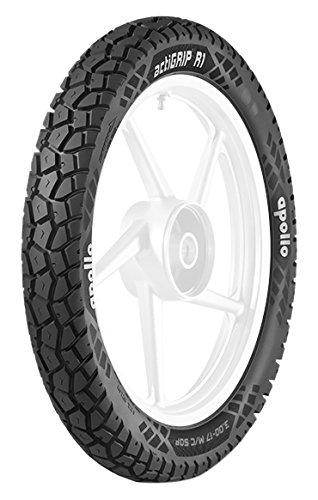 Apollo Actigrip R1 3.00-18 Tube Type Bike Tyre,Rear