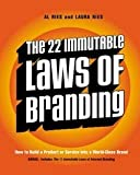 img - for Al Ries: The 22 Immutable Laws of Branding (Paperback); 2002 Edition book / textbook / text book