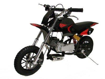 new 49cc 2 stroke gas motor mini dirt pit pocket bike. Black Bedroom Furniture Sets. Home Design Ideas