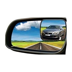 Total View 360 - Adjustable Blind Spot Mirror - As Seen On TV!