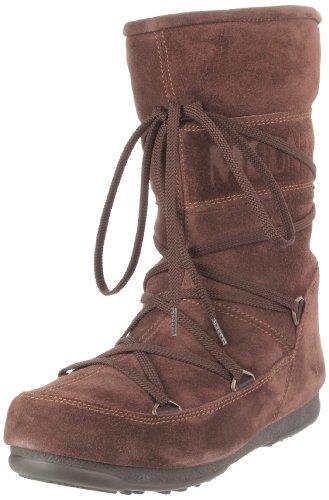 Tecnica Women's 11 Caviar Moon Boot,Dark Brown,35 EU/4.5 US (Tecnica Shoes compare prices)