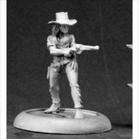 Diamond Sue Dawson, Cowgirl by Reaper Miniatures