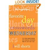 The New York Times Favorite Day Crosswords: Wednesday: 75 of Your Favorite Medium-Level Wednesday Crosswords from...