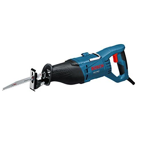 Bosch-Professional-GSA-1100-E-Sbelsge-2-Sgebltter-Holz-Metall-LED-Licht-230-mm-Schnitttiefe-1100-W-Koffer