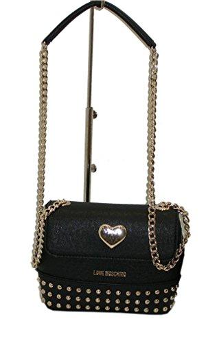 Love Moschino , Damen Umhängetasche schwarz schwarz thumbnail