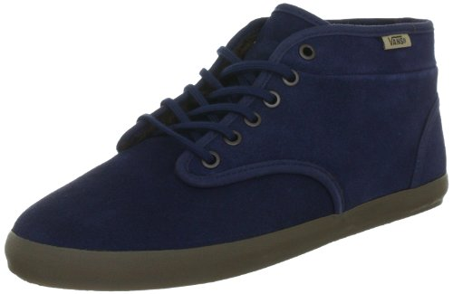 Vans Houston Trainers Womens Blue Blau ((Fleece) dress blues) Size: 4 (36.5 EU)