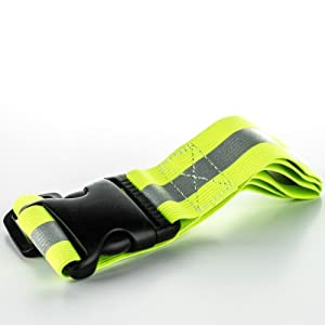 Road ID - High Visibility Reflective Belt