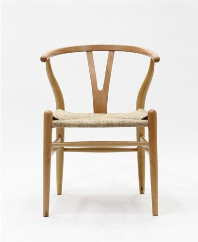 Traditional natural wood amish dining chair - Natural wood dining chairs ...