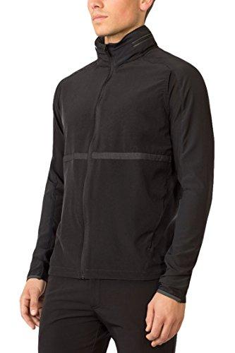 MPG Men's Trifecta Run Jacket 2XL Black