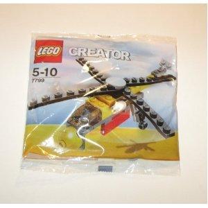 Lego Creator Set #7799 : Cargo Helicopter - 1