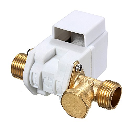 Ac 24V 1/2Inch Electric N/C Solenoid Valve For Water Air