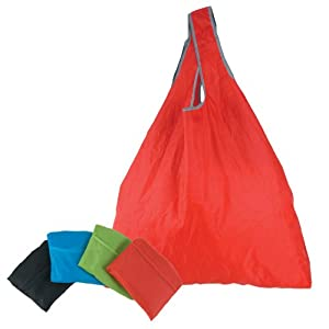 Reusable Shopping Bag - 3 Pack, Red