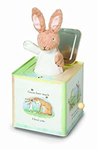 Guess How Much I Love You Nutbrown Hare Jack-in-the-box By Kids Preferred from Kids Preferred