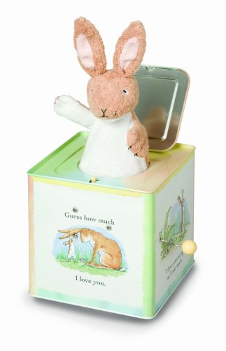 Guess How Much I Love You: Nutbrown Hare Jack-in-the-Box by Kids Preferred
