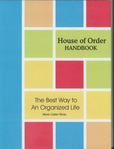 House of Order Handbook