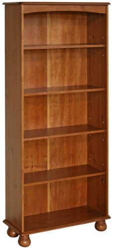 Dovedale 5 Shelf Bookcase