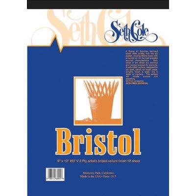 """Bristol Board Pad Size: 14"""" X 11"""""""