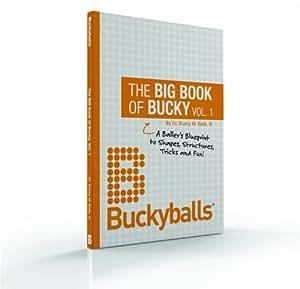 Buckyballs Magnetic Bucky Balls Big Book Of Bucky Vol. 1 - Buckyballs BBBOOK