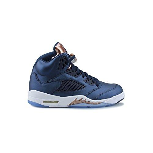 nike-air-jordan-5-retro-chaussures-de-sport-homme-noir-noir-obsidienne-reseau-de-bronze-blanc-mtlc-4