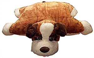 Pillow Chums St. Bernard Dog Pillow