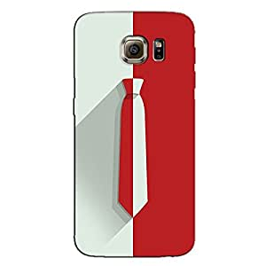 TIE MAN BACK COVER FOR SAMSUNG GALAXY S7 EDGE