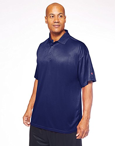 Champion Vapor Big & Tall a maniche corte Polo Navy XXXXXL