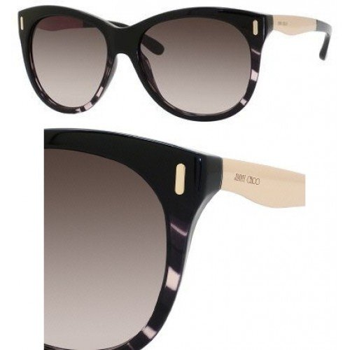 Jimmy Choo Sunglasses Jimmy Choo Ally/S 0MXB Zebra Black Coral