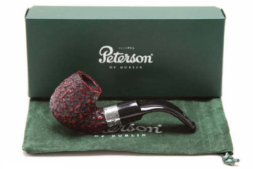 Peterson Donegal Rocky 221 Tobacco Pipe Fishtail