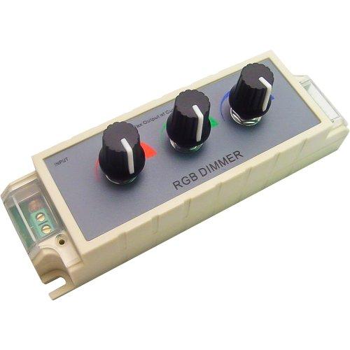Calrad 92-340 Manual Controller For Rgb Led Strip