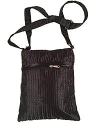 MinkysDecor Indian Antique Handwork Hand Embroidered Shopping Bag Shoulder Bag Hobo Bag Sling Bag Purse Multicolour...