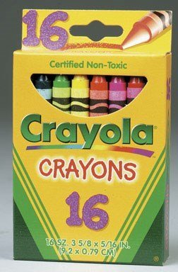 Crayola Crayons (2 Pack of 16 Count )