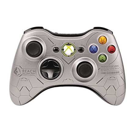 Halo Reach Wireless Xbox 360 Controller