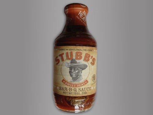 STUBB's Sweet Heat Grillsauce